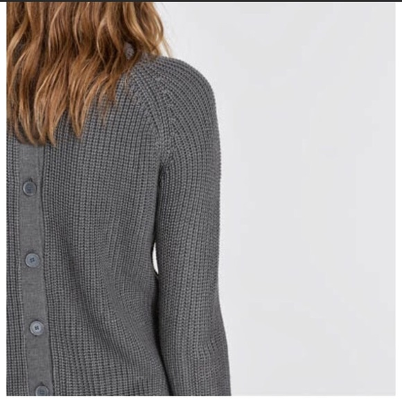 a47d856de7c Zara Sweaters | Knit Pullover W Back Button Detail | Poshmark